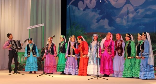Традиции татар