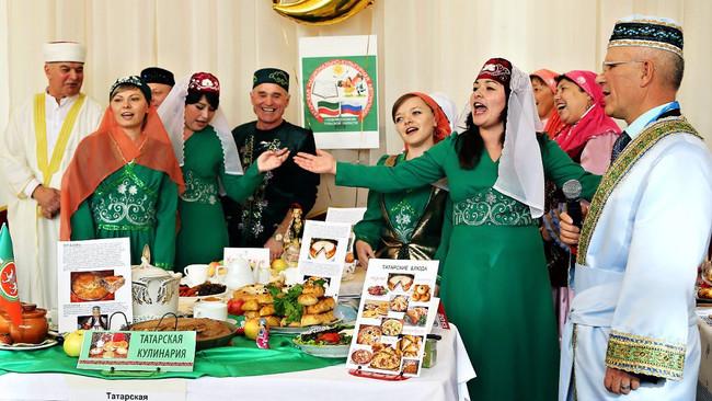 Татарские диаспоры за рубежом
