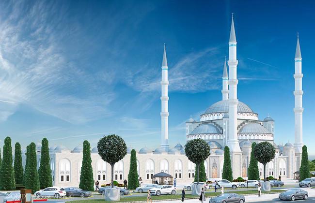 В Симферополе построят Соборную мечеть