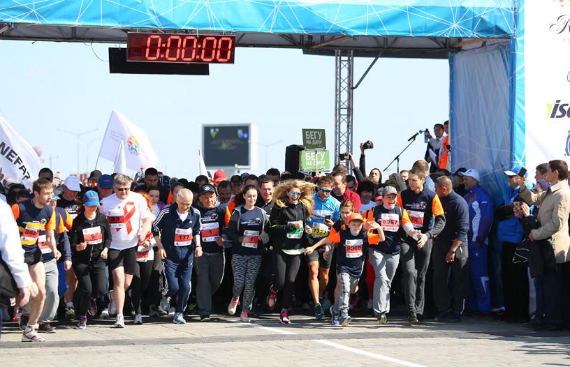 В Казани пройдет марафон в тюбетейках