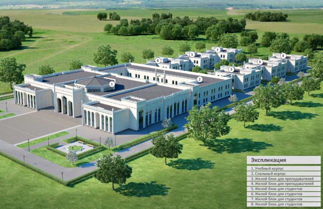 Новые сведения о строительстве Болгарской исламской академии в РТ