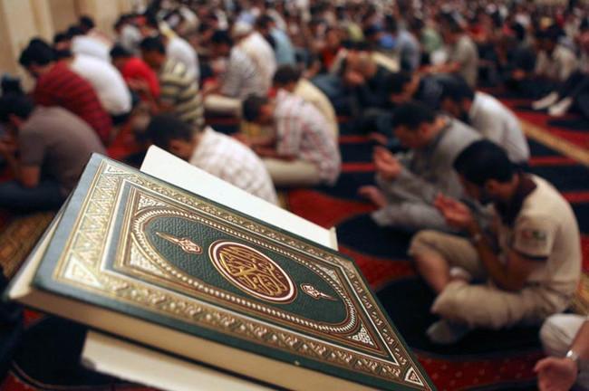Мусульманская умма России