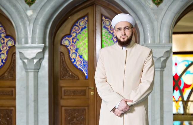 Муфтий РТ поздравил мусульман с днем Ашура