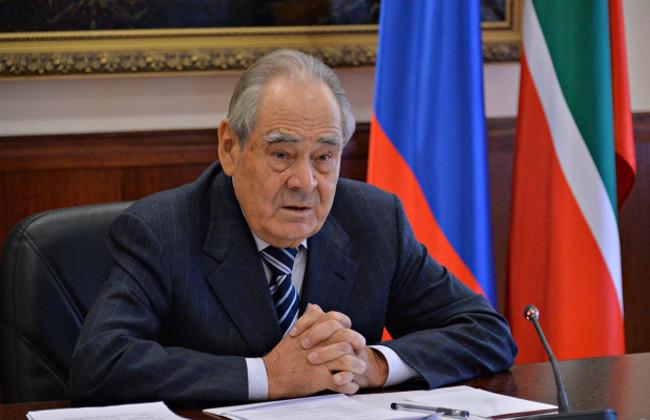Минтимер Шаймиев о строительстве Болгарской академии: «Счет времени для нас всех идет на часы»