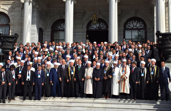 Эрдоган: «Исламский мир хотят разделить с помощью терроризма»