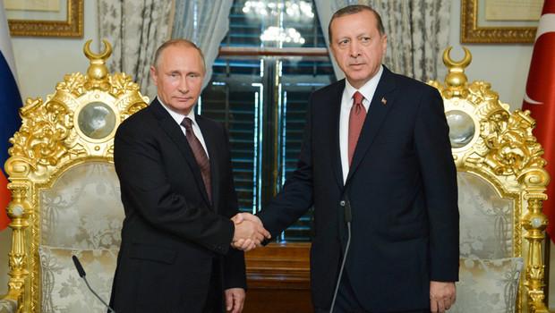 О чем договорились Путин и Эрдоган в Стамбуле?