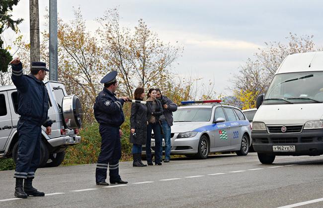 Натерритории здешней телерадиокомпании подорвался смертник— руководитель МВД Абхазии