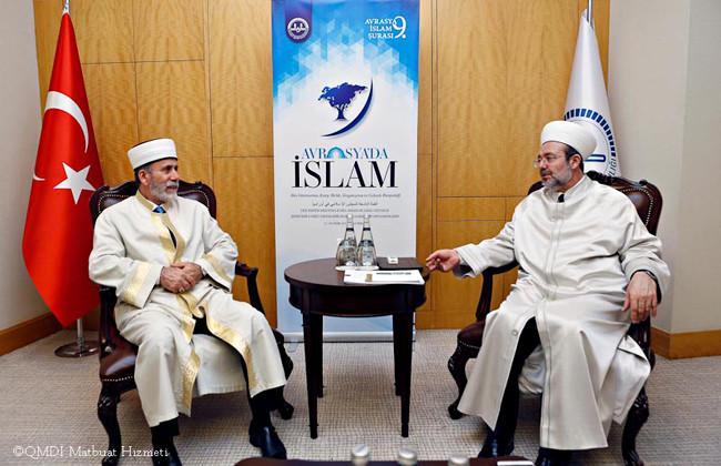 Крымские мусульмане намерены укрепить религиозные связи с Турцией