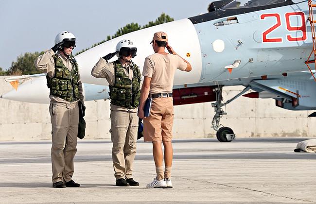 В Сирии безвозмездно разместят авиагруппу ВС РФ