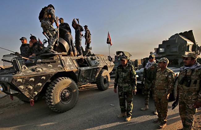 Лавров: операция по взятию Мосула может повлиять расстановку сил в регионе