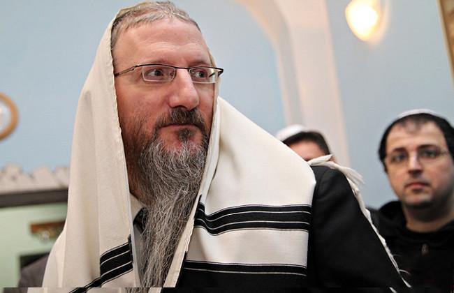 Берл Лазар подверг резкой критике решение России о мечети Аль-Акса