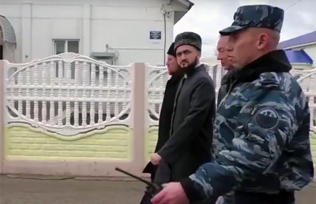 Делегация ДУМ Республики Татарстана посетила осужденных в ИК-5