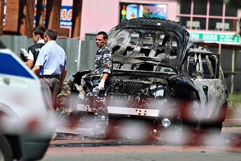 Теракты в Казани
