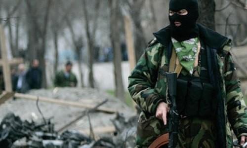 Спецоперация в Казани