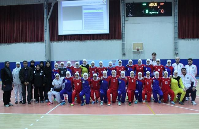 Женская сборная России по мини-футболу в 2013 году