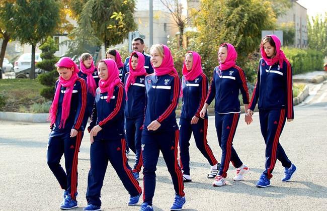 Женская сборная России по мини-футболу в 2013г.