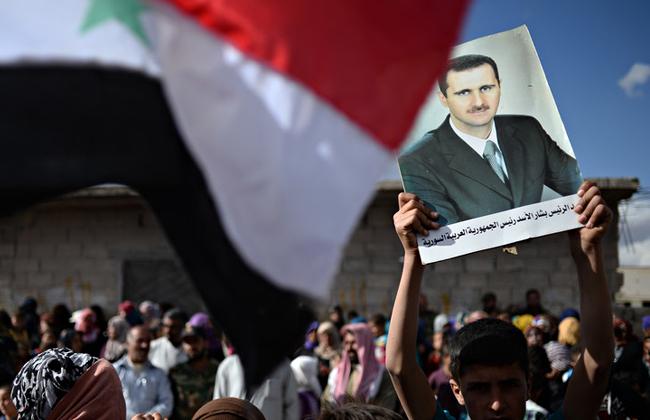 Асад назвал преднамеренным удар США поДейр-эз-Зору