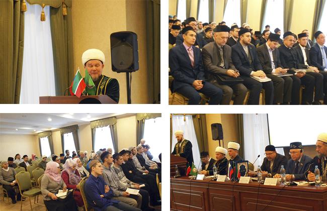 Участники Саматовских чтений