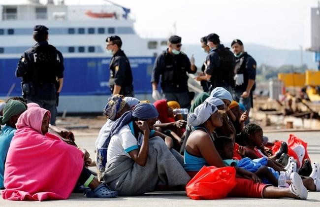 В 2016-ом Италия приняла 170 тыс. мигрантов