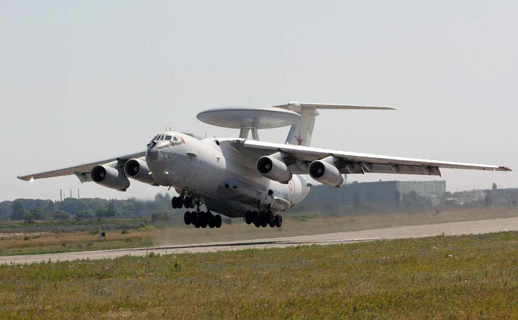 «Летающий радар», самолет типа А-50