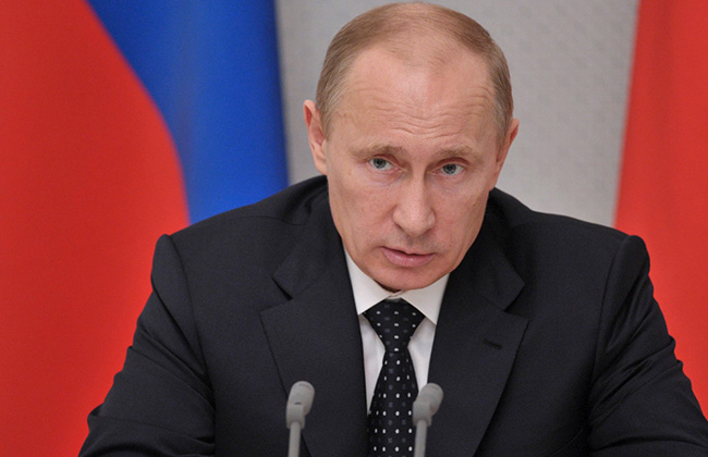Путин поддерживает линиюЦБ наоздоровление финансовой системы в Российской Федерации