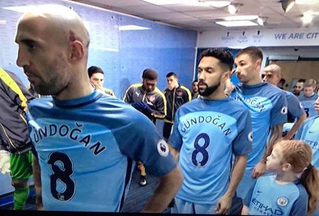 Поддержка команды Манчестер Сити