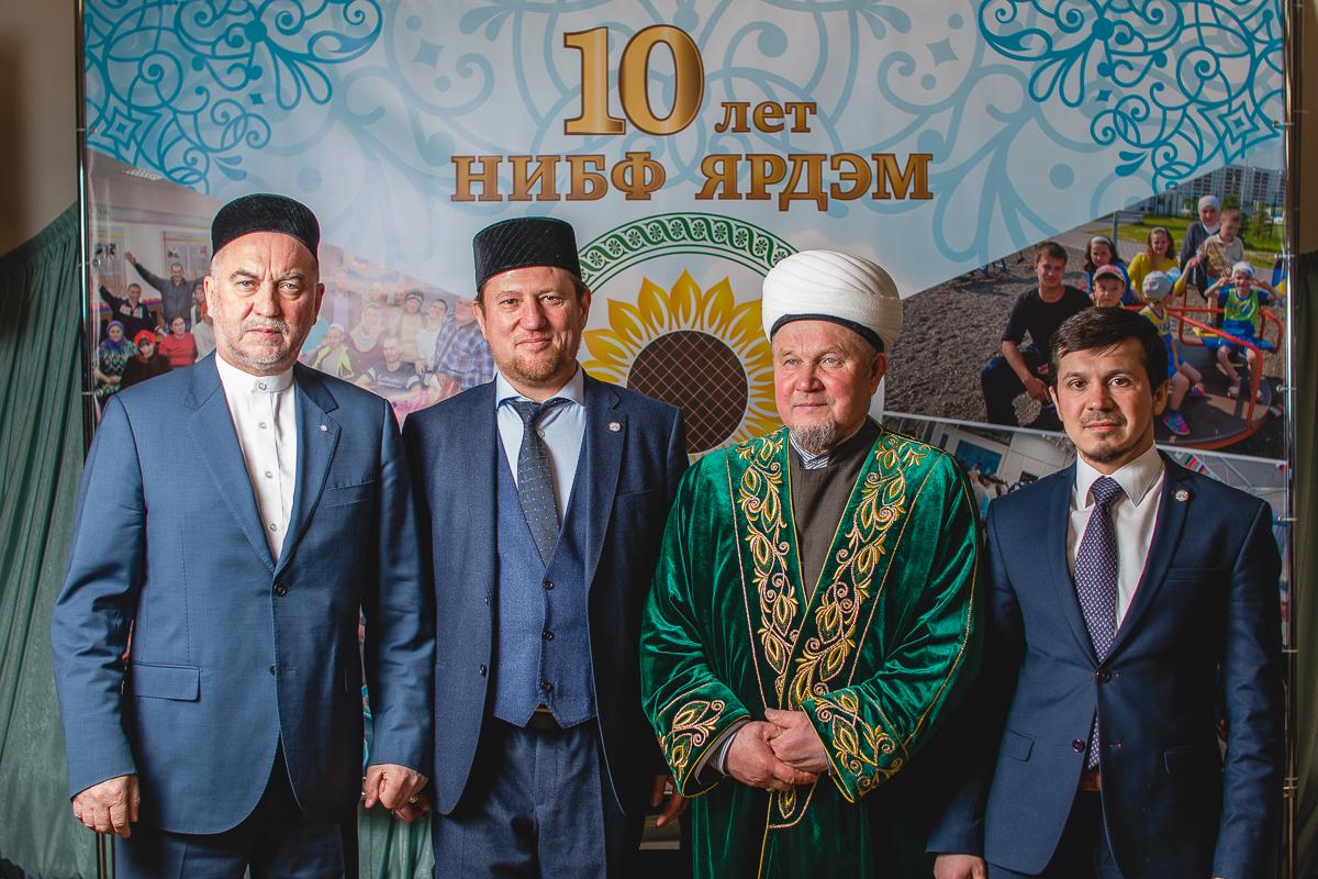 Баязитов, Фазлыев, Джалялетдин в Ярдэм