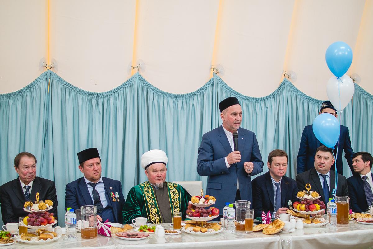 Национальный Исламский Благотворительный Фонд «Ярдэм» отметил свое 10-летие