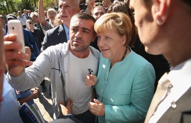 Image result for меркель ислам