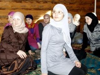 Знакомство С Мусульманкой В Спб