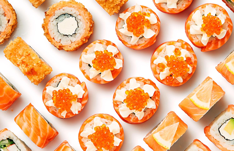 Не все роллы и суши – халяльные