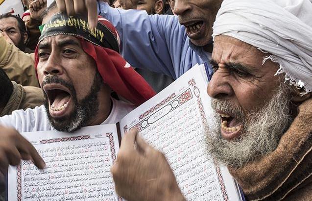 Роль религии в Арабской весне