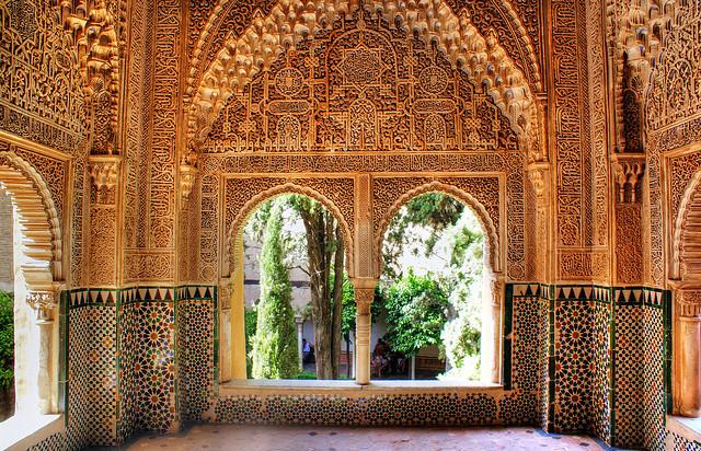Взгляд на мусульманскую Испанию