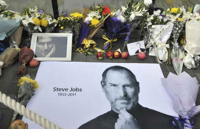 У Стива Джобса придумавшего Айфон был «сирийский отец»