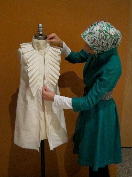Мусульманская Одежда Туники