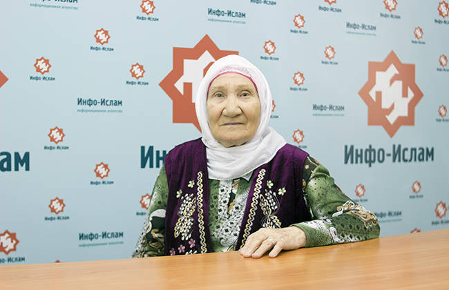 Альмира Адиатуллина планирует открыть молельную комнату в госпитале для ветеранов