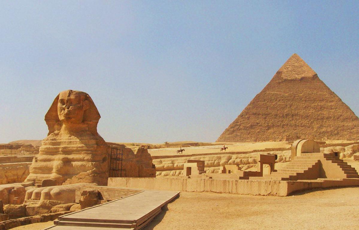 Египет: отдых для мусульман