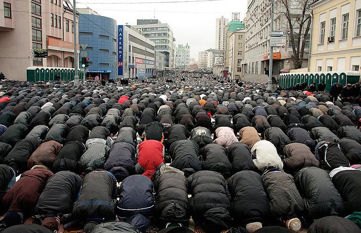 Какие они мусульмане?