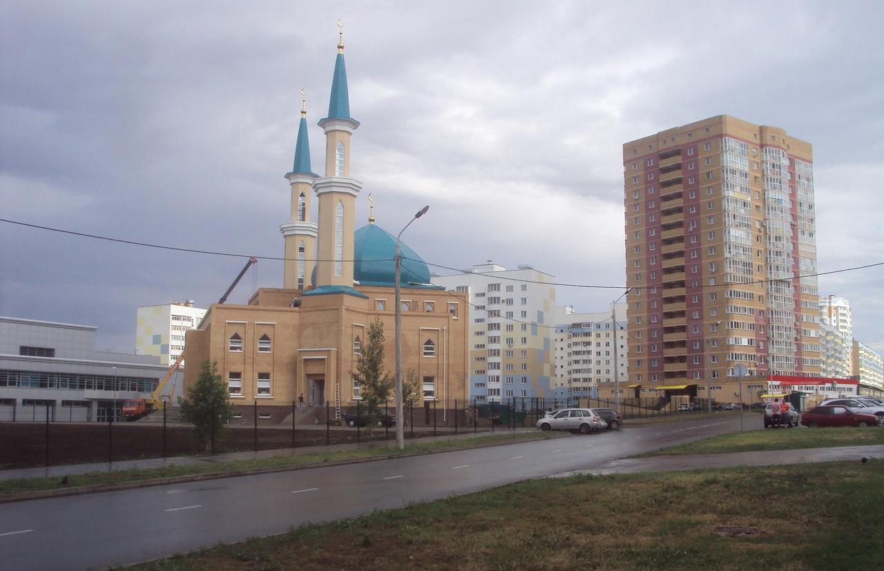 Давайте вместе строить мечеть «Гаиля»!