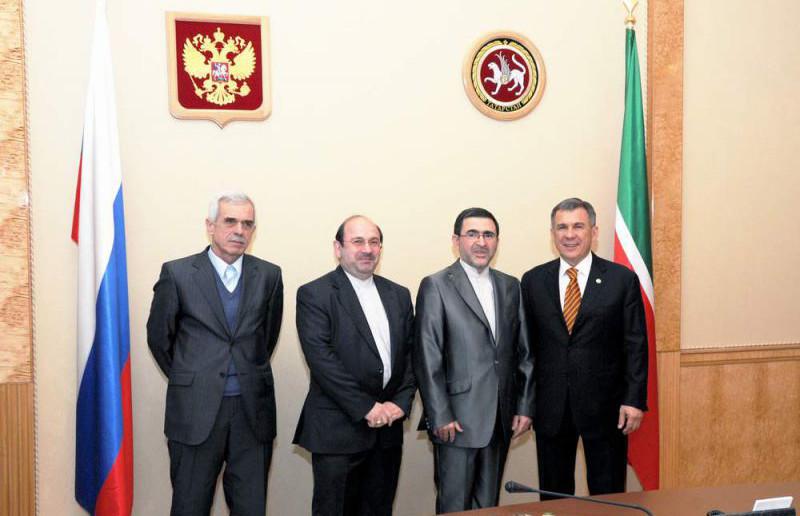 Генконсул Ирана: Республику Татарстан в Иране воспринимают как «сердце ислама, которое бьется в центре России»