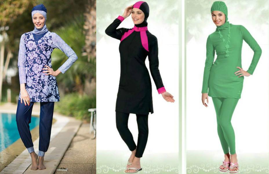 Малайзия определяет тенденции для исламских купальных костюмов