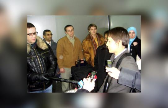 Делегация из числа преподавателей и аспирантов ведущих вузов Татарстана благополучно вернулась из Каира в Казань