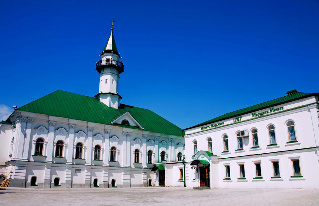 Сегодня в мечети «Марджани» прошло собрание казанских имамов