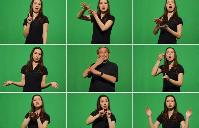знакомство в глухих и инвалидов